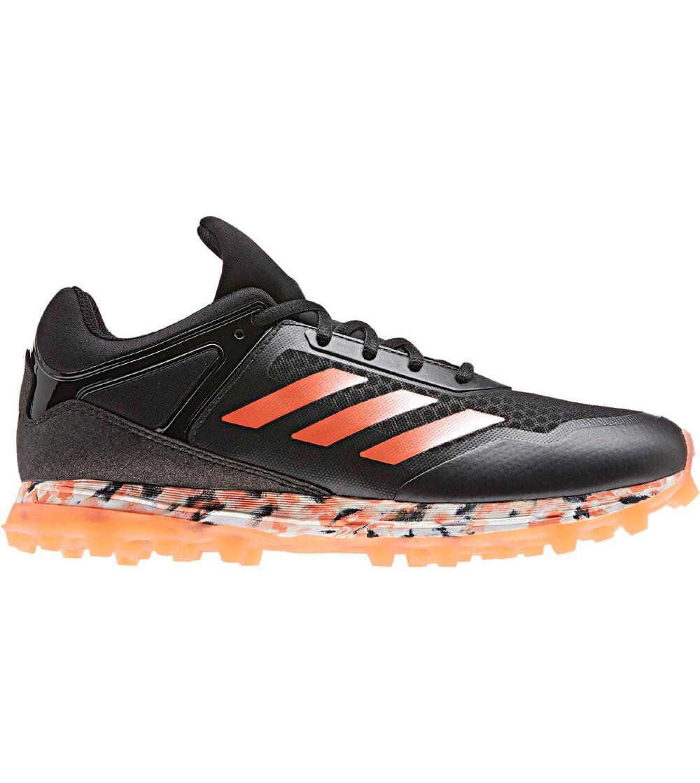 zapatillas de deporte para baratas cfab1 d7d76 Zapatillas Hockey Adidas Fabela Zone Negro Naranja
