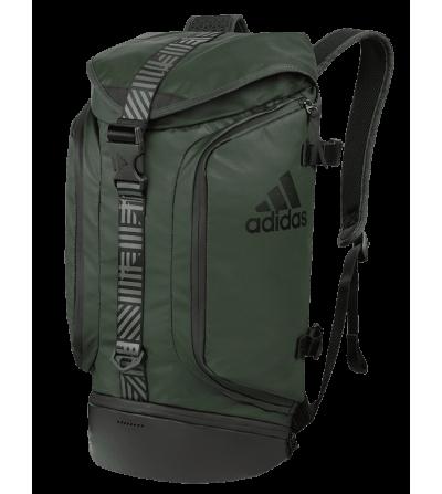 Mochila Hockey Adidas U7 Back Pack Khaki BA0351 624904 SportZapatillas