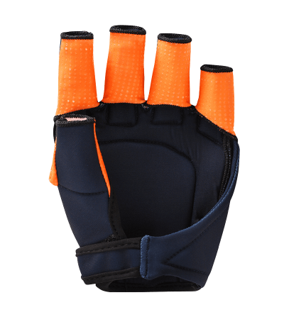 Guantes Adidas Hockey Od Navy Orange BD0414 065969 SportZapatillas