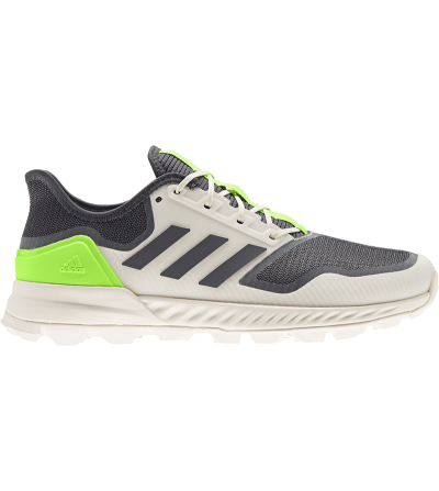 Zapatillas Hockey Adidas Adipower Grey White FV7628 015678 SportZapatillas