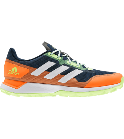 Zapatillas Hockey Adidas Zone Dox 2.0S Navy Orange White FV7633 018094 SportZapatillas
