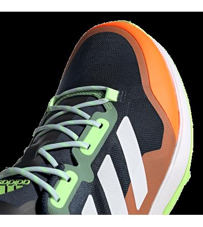 Zapatillas Hockey Adidas Zone Dox 2.0S Navy Orange White FV7633 018094 SportZapatillas