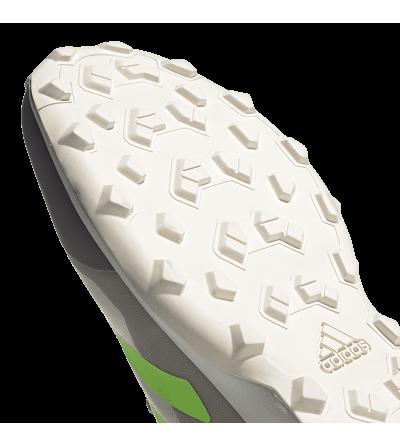 Zapatillas Hockey Adidas Zone Dox 2.0S White Grey Green FU8136 017430 SportZapatillas