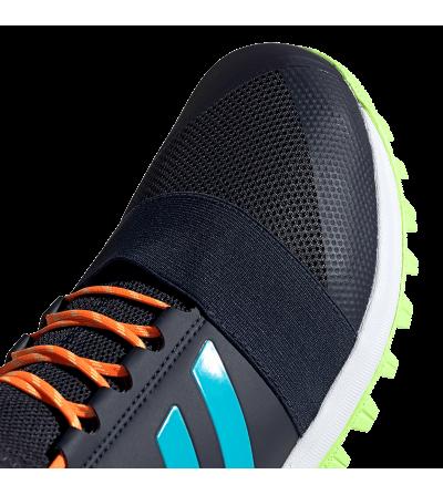 Zapatillas Hockey Adidas Divox Navy Green Cyan FU8142 021954 SportZapatillas