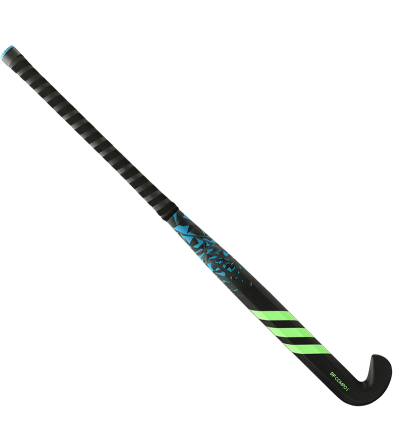 Stick Hockey Adidas DF Compo 1 Black Green Cyan BD0396 118965 SportZapatillas