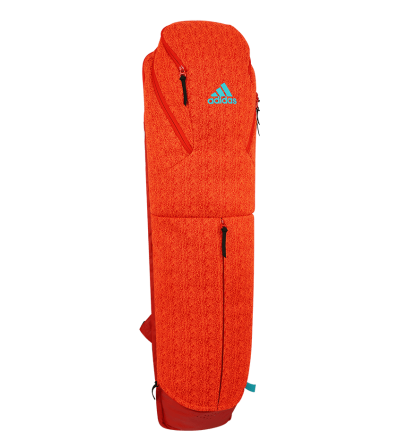 Funda Hockey Adidas H5 Medium Stick Bag Red Orange BA0354 624694 SportZapatillas