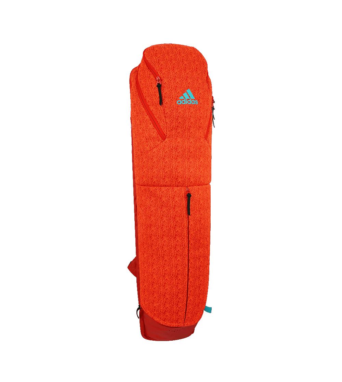 Funda Hockey Adidas H5 Medium Stick Bag Red Orange BA0354 624694 SportZapatillas