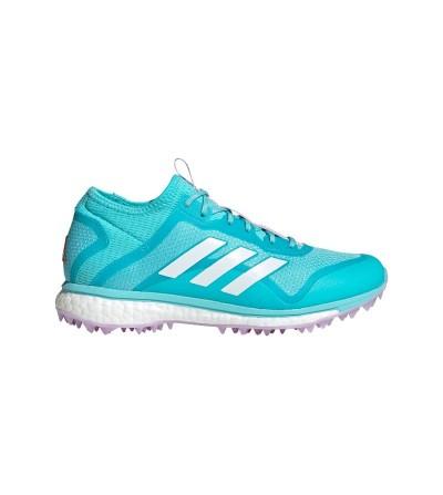 Zapatillas hockey Adidas Fabela X Empower-FZ5345
