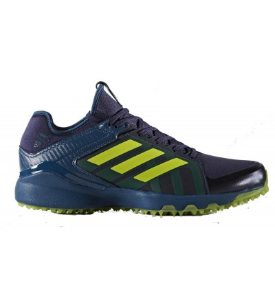 Adidas Lux Blue Yellow