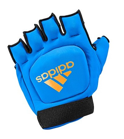Guantes Adidas Hockey Blue